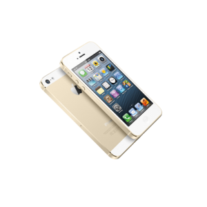 Apple iPhone 5S 16GB Gold gratis